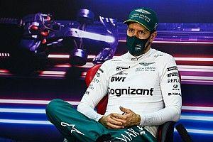 Vettel Akui Lebih Tenang Hadapi Masalah
