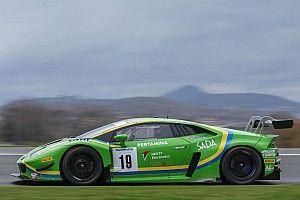 GT Sprint, Vallelunga: Tujula-Nemoto vincono Gara 1 e sono leader