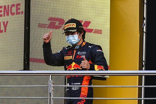 角田裕毅、いざF1へ「現行ルール下で初の日本人F1ドライバーになれるのは誇り」