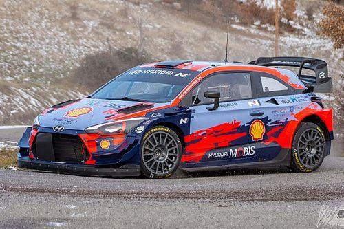 Hyundai Telah Mulai Persiapan Reli Monte Carlo 2021