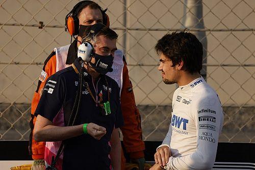 Lance Stroll Tak Anggap Vettel Luar Biasa