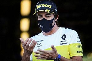 Alonso undergoes surgery for jaw fracture after cycling accident
