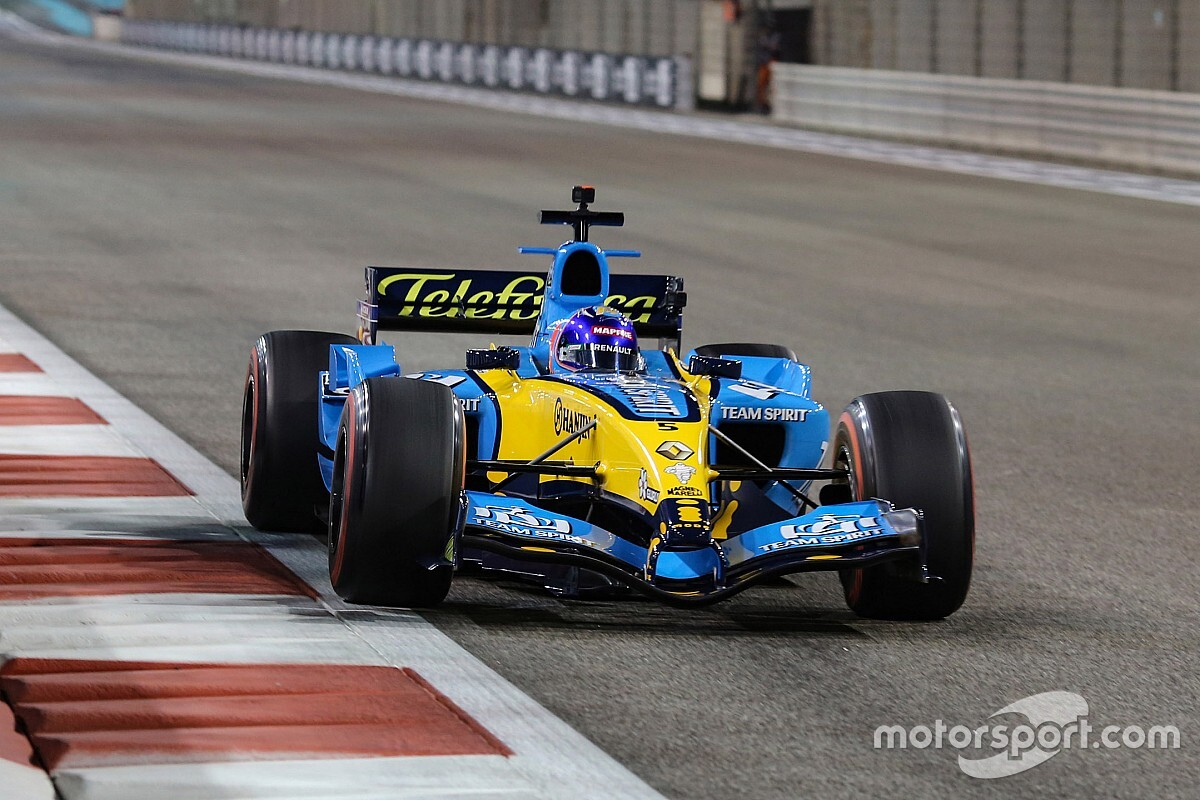 Alonso says R25 runs showed what F1 is missing