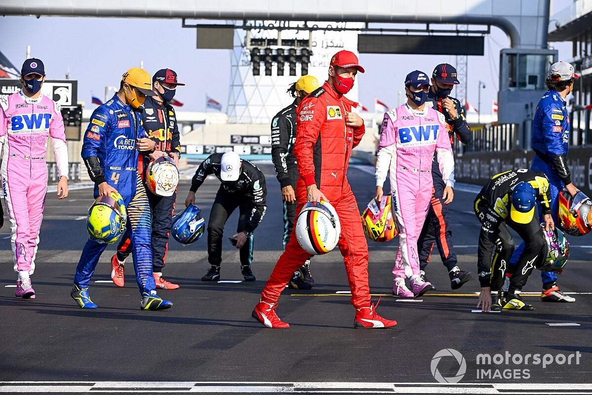 Notez la saison 2020 de chaque pilote de F1