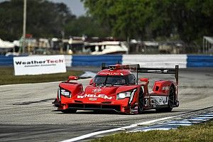Sebring 12H: Conway heads Cadillac 1-2 in first practice