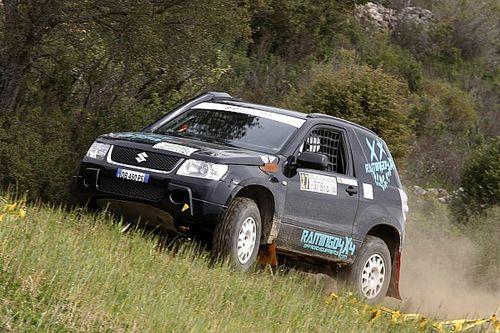 Suzuki: al Baja Vermentino Terre di Gallura vincono Alfano-Rossi