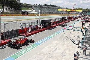 Local fibre line failure caused F1 data outage at Imola