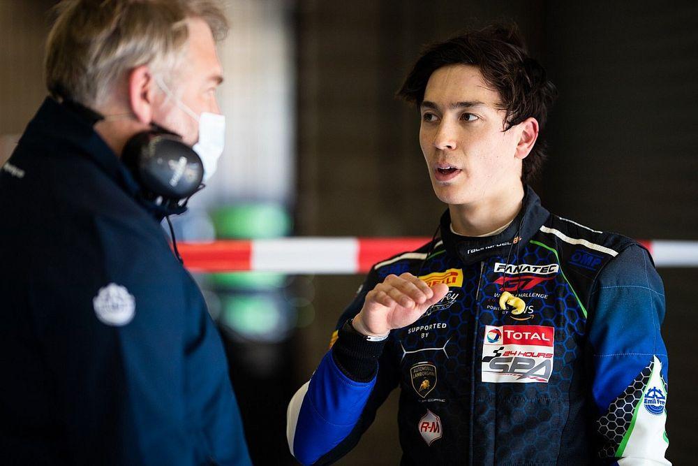 Williams F1 reserve Aitken making GT switch to broaden skillset