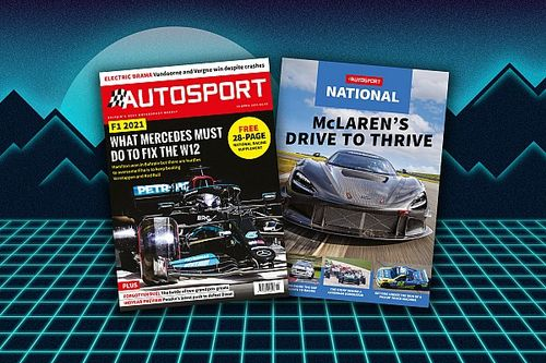 Magazine: What Mercedes must do to fix its W12 F1 car