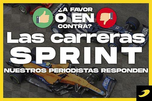 Debate - ¿a favor o en contra de las carreras al sprint en F1?