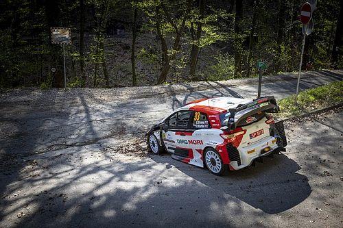 Hırvatistan Rallisi: Shakedown'ın en hızlısı Evans