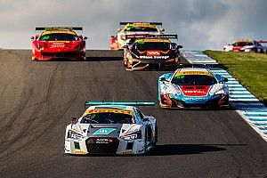 Twenty cars for GT World Challenge Australia debut