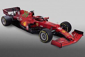 Ferrari, 2021 F1 aracı SF21'i tanıttı!