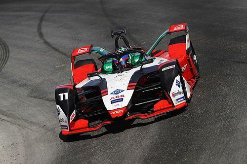 Fórmula E: Di Grassi termina em oitavo em corrida cheia de incidentes