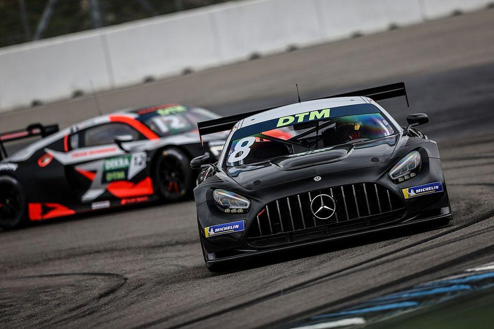 Le DTM veut être le championnat GT3 le plus rapide