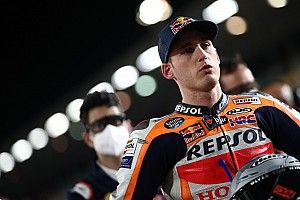 Where does Espargaro sit ahead of Marquez's return?