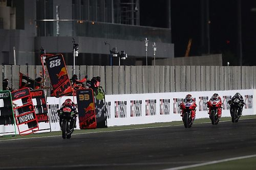 MotoGP Doha: Yamaha art arda ikinci zaferini aldı, bu sefer Quartararo kazandı!
