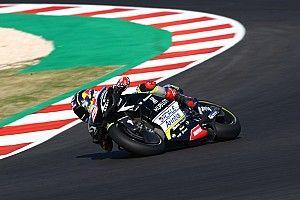 Portimao MotoGP: Zarco quickest in FP2, Rossi 21st after crash