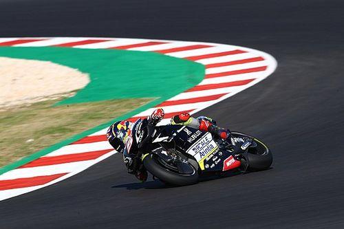 Volledige uitslag tweede training MotoGP GP van Portugal