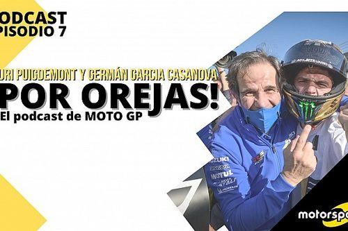 Podcast MotoGP 'Por Orejas': el título de Mir y el buen rollo de Suzuki