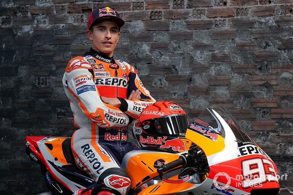MotoGP: Márquez viajará ao Catar para receber vacina contra a Covid-19