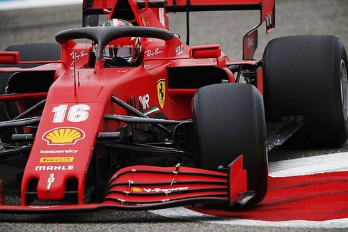 """Ferrari, Leclerc: """"Gara? Non facciamo miracoli"""""""