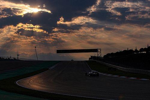 Volledige uitslag derde training F1 Grand Prix van Turkije