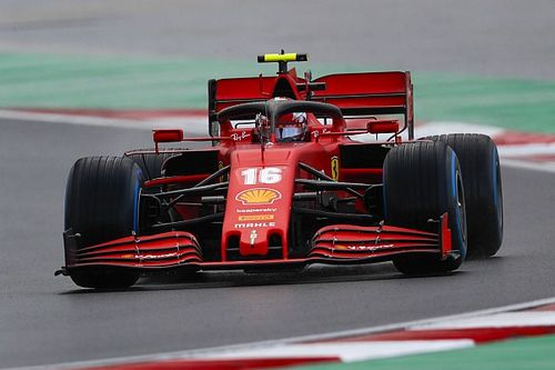 Vettel: Leclerc moet niet boos zijn na mislopen irrelevant podium