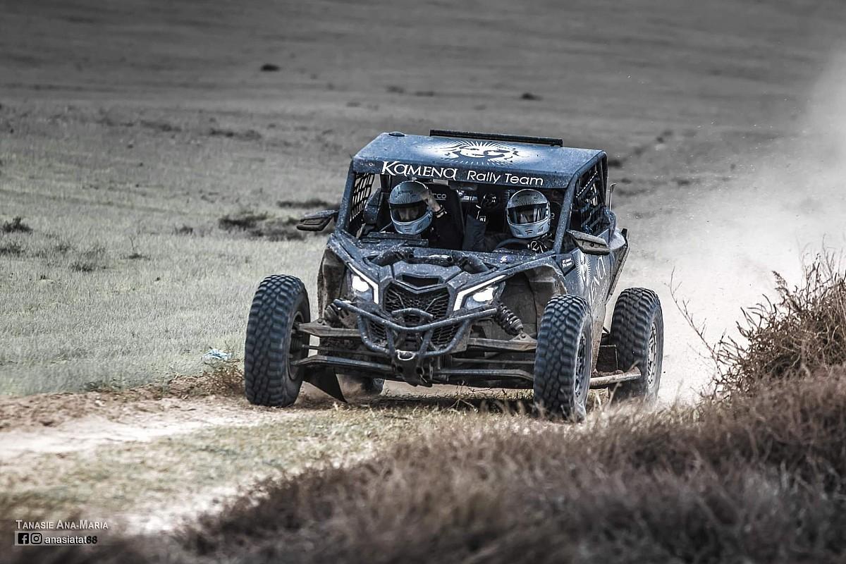 Kamena Rally Team wygrywa Baja 400 Romania
