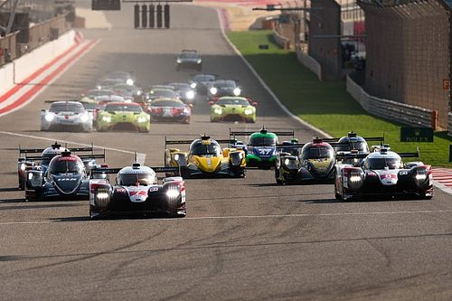 Bahrain WEC: Toyota #7 wins race to claim title