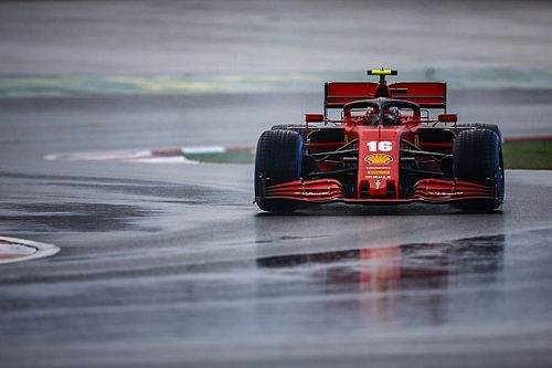 Leclerc Dibuat Bingung dengan Performa Ferrari
