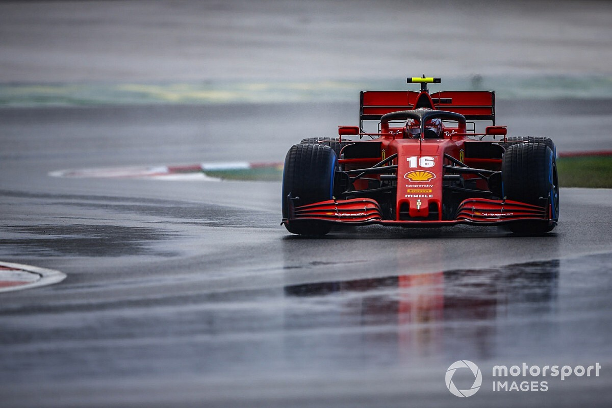 Leclerc higgadtabban is elmagyarázta, mit rontott el a Török Nagydíj végén
