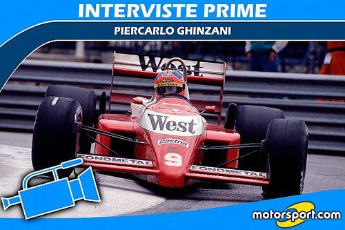 """Ghinzani: """"Per favorire Prost in F3 sono stato boicottato da Balestre"""""""