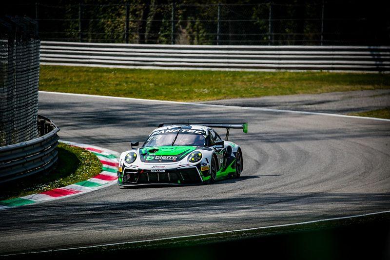 Porsche beats Mercedes in GT World Challenge Monza opener