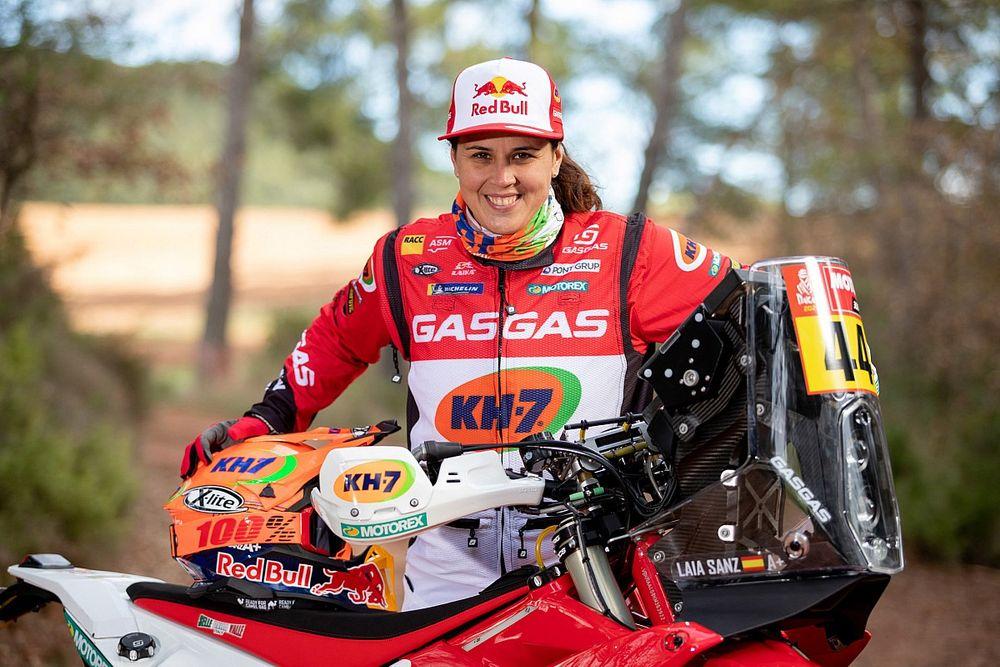 Dakar: Laia Sanz dice addio alle moto, nel 2022 correrà in auto
