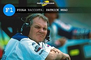 Podcast F1 - Piola racconta: Patrick Head