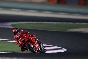 MotoGP Qatar: Bagnaia blitzes lap record for maiden pole