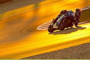 """Rins: """"Tenemos más velocidad que Yamaha en las curvas rápidas"""""""
