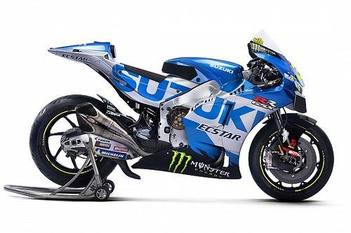 Suzuki MotoGP-team voor 2021 gepresenteerd in Qatar