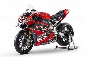 Fotogallery: la Panigale V4R 2021 del team Aruba.it Ducati
