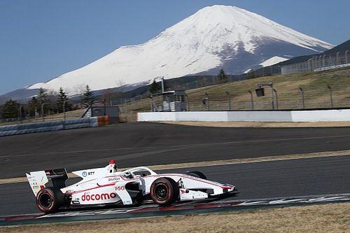Fukuzumi fastest as Super Formula testing concludes