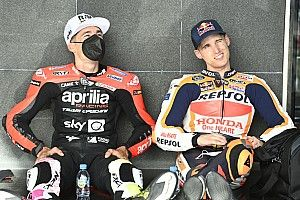 Pol Espargaro Minta Maaf Buat Kesal Kakaknya di FP2 MotoGP Inggris