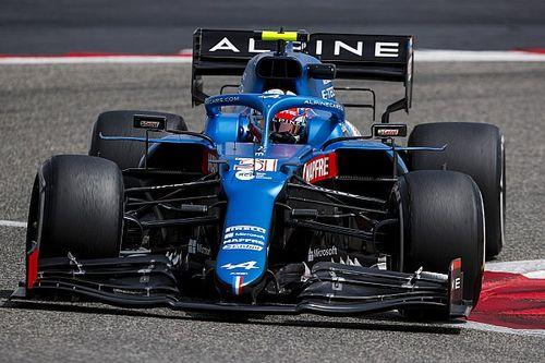 Siasati Perubahan Regulasi, Alpine F1 Pasang Airbox Jumbo