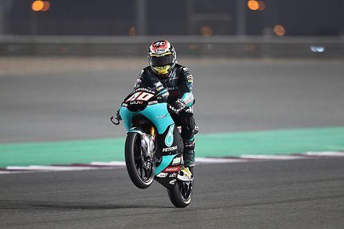 Moto3, Doha, Libere 2: Binder davanti, seguono Garcia e Rodrigo