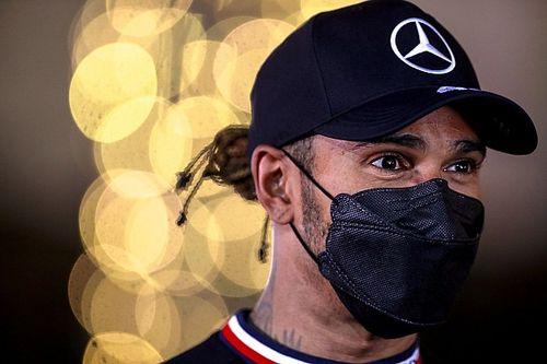 Hamilton: Regelwijzigingen waren puur om Mercedes af te remmen