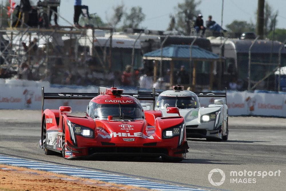 """Action Express """"dug our own hole"""" at Sebring, admits Nasr"""