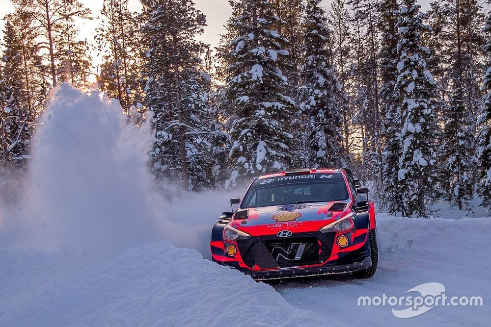 """Solberg: Hyundai WRC car """"easier to drive"""" than I thought"""