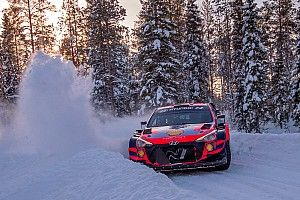 "Solberg: Hyundai WRC car ""easier to drive"" than I thought"