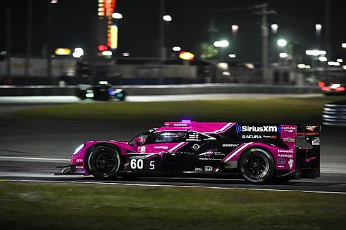 "MSR Acura felt ""off"" during Rolex 24, says Montoya"