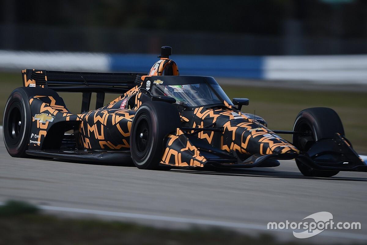 Arrow McLaren SP wil zich bij 'grote drie' voegen in 2021